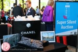 silent auction chanel bag