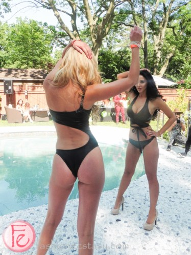 Venao swimwear a splash of style toronto 2015 insupport of wateraid canada