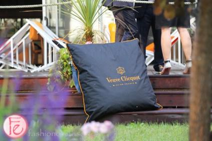 veuve clicquot rich launch toronto