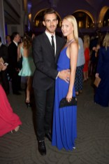 all star gala 2015 Morad Affifi and Kristina Koulechova