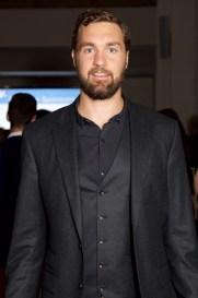 Edmonton Oilers' Luke Gazdic