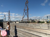 beretta dog days of summer bbq on the burroughes building rooftop