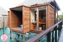 The Spa Retreat Conrad maldives