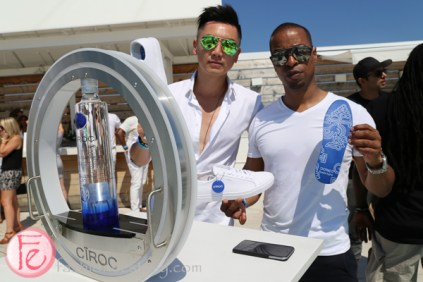 george sully and henry wong with swxciroc sneakers
