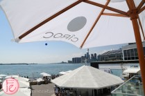 ciroc vodka launch cabana pool bar