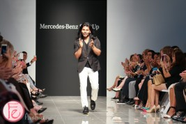 dalla mercedes benz start up semi final show