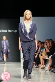 mercedes benz start up semi final show laura seigel