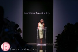 Carolyn Quinn mercedes benz start up semi final show
