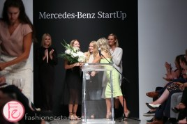 mercedes benz start up semi final show