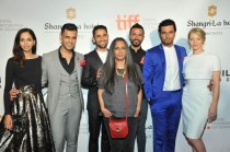 Gia Sandhu, Gabe Grey, Ali Momen, Deepa Mehta, Ali Kazmi, Randeep Hooda and Sarah Allen