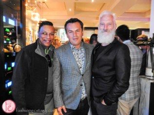 Paul Mason men of characters tiff industry party