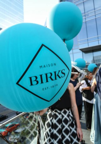 TIFF Birks Diamond Tribute to the Year's Women in Film