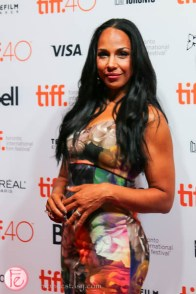 amanda brugel tiff soiree 2015 red carpet