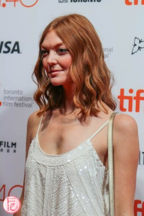 Emily Coutts tiff soiree 2015
