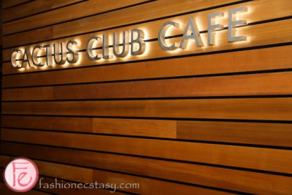 cactus club cafe toronto