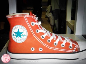 converse cake canada's baking and sweets show 2015