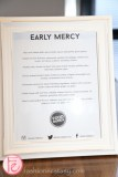 early mercy menu