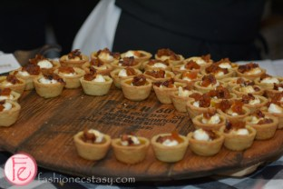 canapes eat to the beat 2015