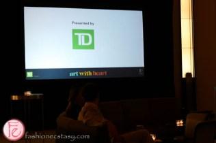 td sponsor art with heart gala 2015 the casey house