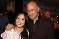 tanya hsu and john varvatos