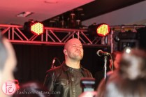 finger eleven performing at john varvatos x harry rosen launch