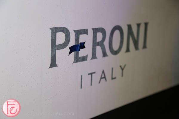 peroni italy sign