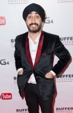 youtuber JusReign at bufferfest 2015