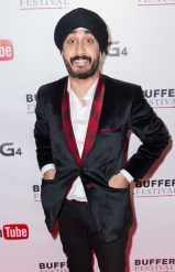 youtuber JusReign at bufferfest 2015