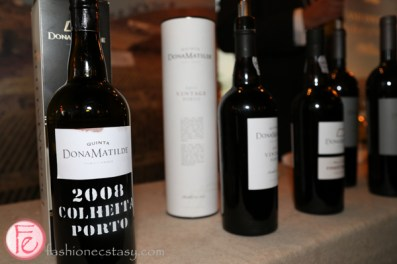 port and douro wine tasting at ritz carlton