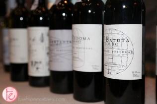 port and douro wine tasting at ritz carlton