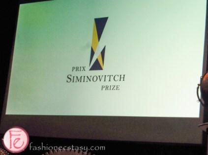 the siminovitch prize 2015