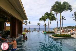 four seasons resort maui serenity pool