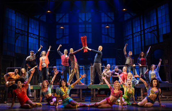 Kinky Boots, Toronto Mirvish Productions
