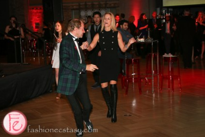 Dee Dee Taylor Eustace CANFAR Bloor Street Entertains After Party 2015