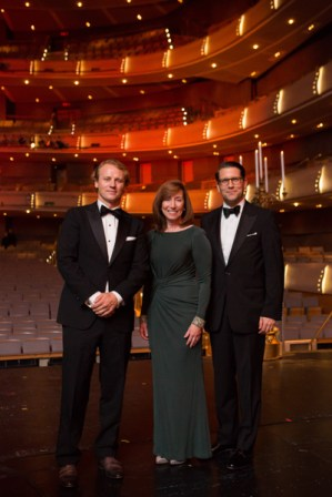 Timothy Loftsgard and Helen Burstyn Alexander Neef canadian opera company coc centre stage gala