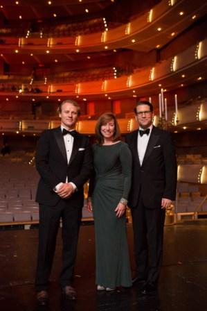 Timothy Loftsgard and Helen Burstyn Alexander Neef canadian opera company coc centre stage gala