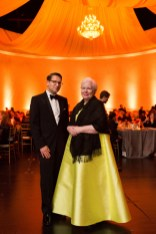 General Director Alexander Neef with The Honourable Elizabeth Dowdeswell, Lieutenant Governor of Ontario canadian opera company coc centre stage gala