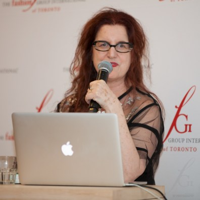 Sharon Graubard fgi ss16 trend forecast event Haute & Happening