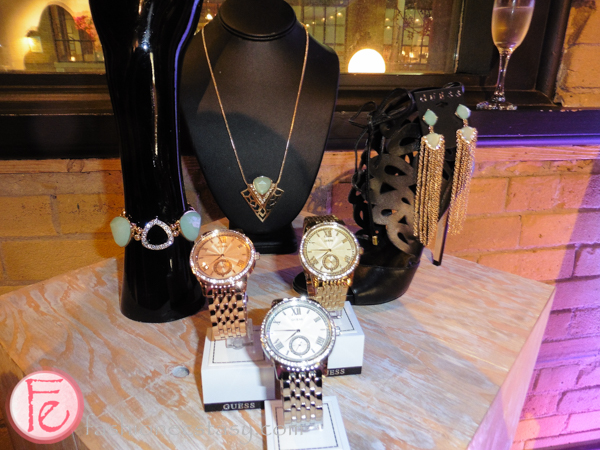 guess spring/summer 2016 collection jewellery
