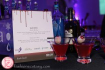 hush hush party halloween drinks