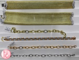 gold bracelets and chains samuel kleinberg jewellers