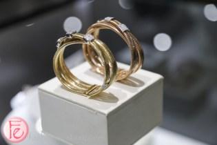 gold bracelets samuel kleinberg jewellers 2016 jewellery collection