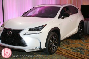2015 Lexus N/X200t F-Sport Series 1 silver ball 2015 in support of providence healthcare