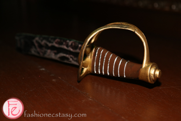 costume sword
