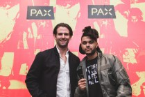 Richard Mumby CMO of PAX and The Weeknd