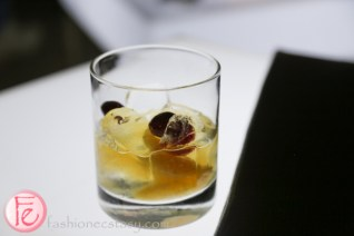 cocktail made with The Macallan 1824 Series Gold