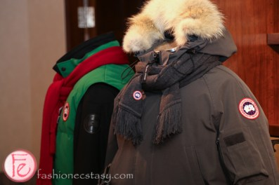 canada goose jacket at harry rosen