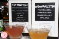 cocktails at media profile party 2015
