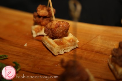 chicken waffles by token