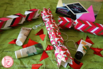 THEFACESHOP the face shop beauty crackers trio holiday gift set